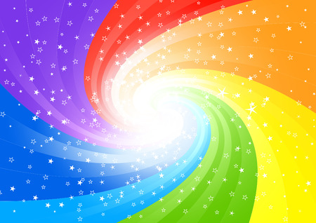colorful background, clip-art Vector