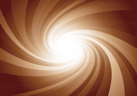 vortex: chocolate background, clip-art