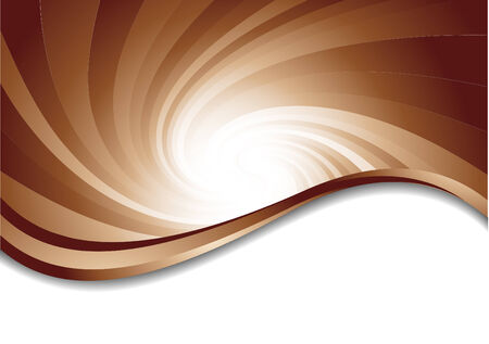 chocolate background, clip-art Stock Vector - 6203920