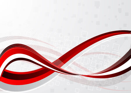future background: abstract red background, clip-art