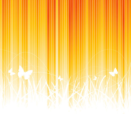 sunny background, clip-art Stock Vector - 6549614