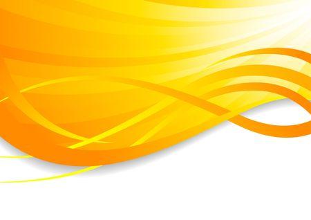 Vector sunny background; clip-art Stock Vector - 6649226