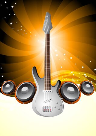 music poster Stock Photo - 7410400