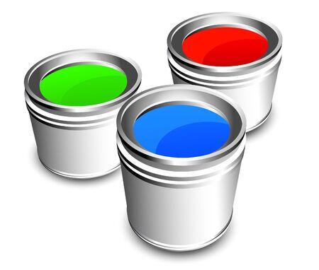 Basic RGB Stock Vector - 9254531