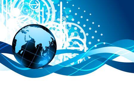 meridiano: Antecedentes con globo