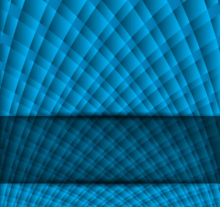 abstract blue background with dark line photo