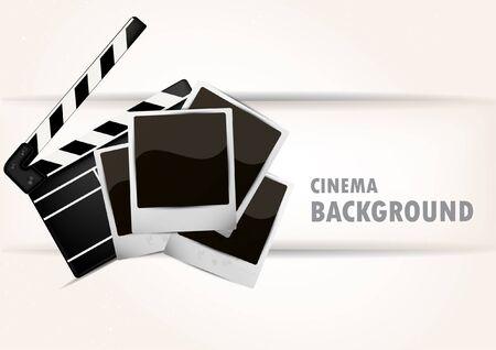 filming: Cinema background
