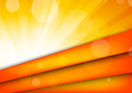 orange background: Abstract orange background