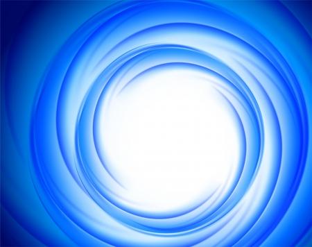 Bright swirly backgorund  Abstract illustration