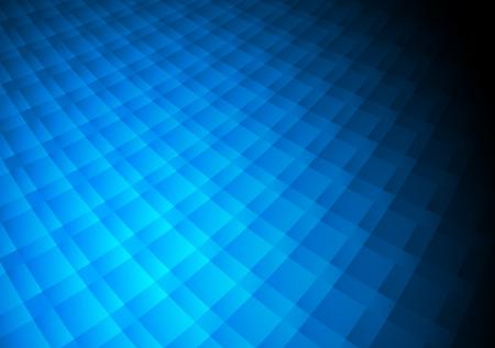 Abstract blauwe textuur Kleurrijke illustratie
