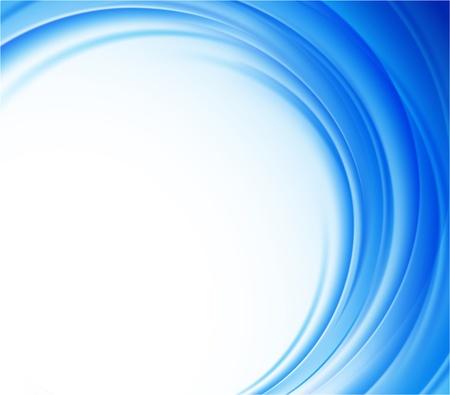 smooth background: Luminoso sfondo blu astratto illustrazione