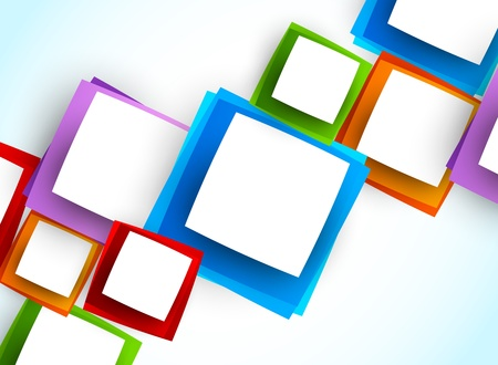 Abstract colorful background. Bright illustration