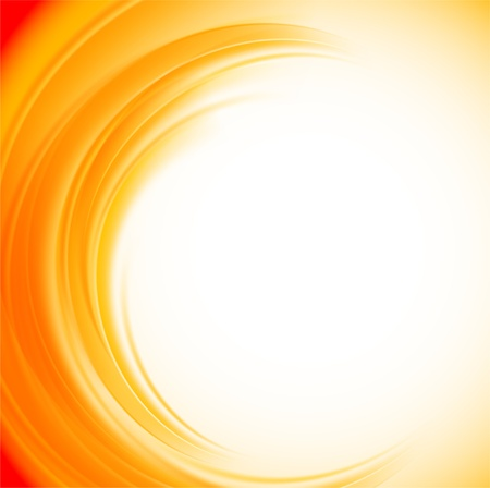 orange background: Abstract orange background. Bright illustration
