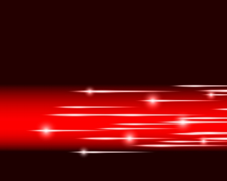 Abstract red background. Bright illustration Vector
