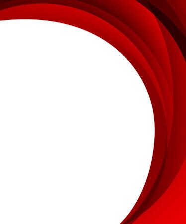 赤の抽象的な背景