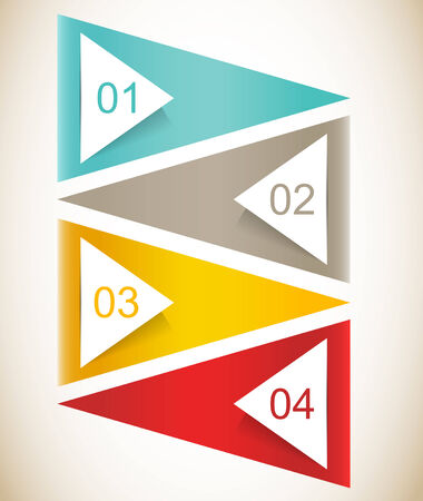 Infographic design Stock Vector - 25623794