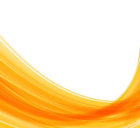 Abstract fond orange