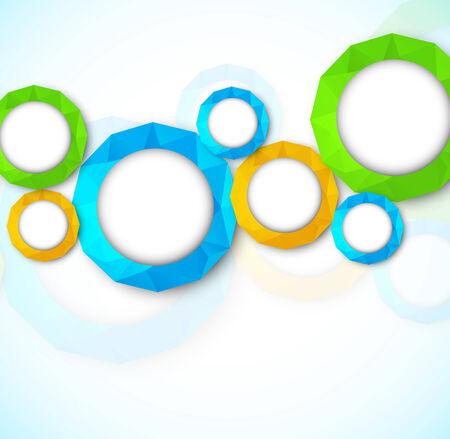 Resumen de antecedentes con los círculos