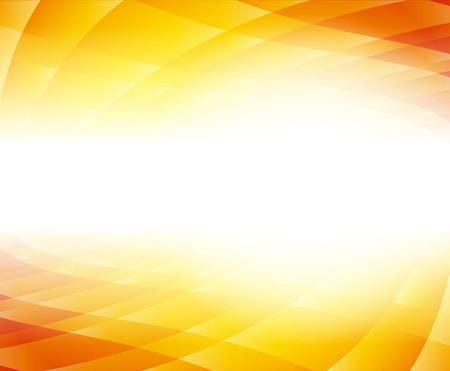 Abstrakte orange Hintergrund Standard-Bild - 25905157