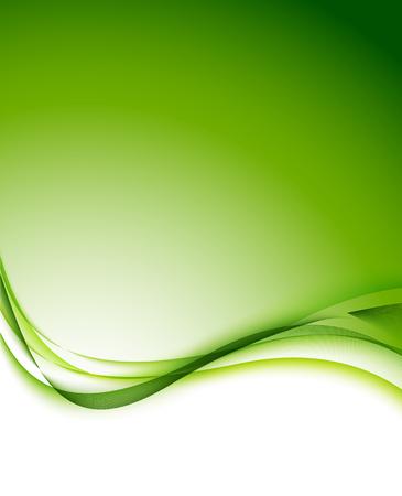 Résumé fond vert Banque d'images - 26671925