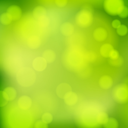 Abstract background in green color