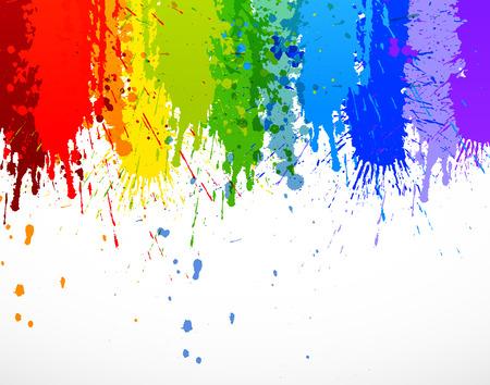 Abstract grunge achtergrond. Abstracte kleur textuur
