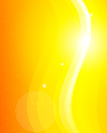 fond abstrait orange: Abstract fond orange