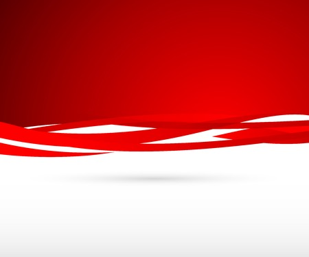 hi tech background: abstract red background Illustration