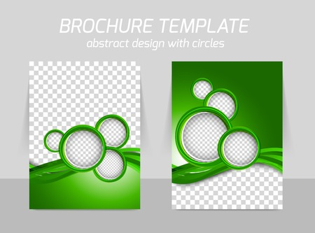 green: Green brochure