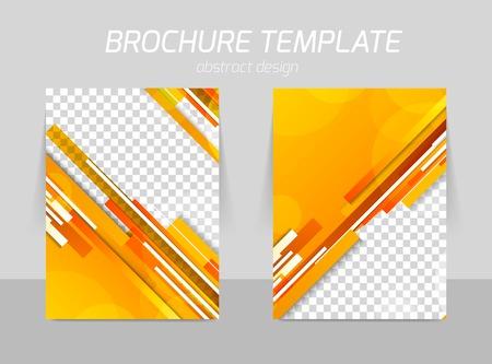 전단지 템플릿 디자인