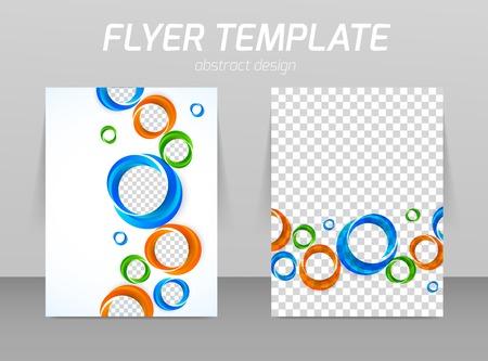 a4: Flyer template