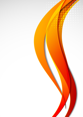 flame: Abstract background Illustration