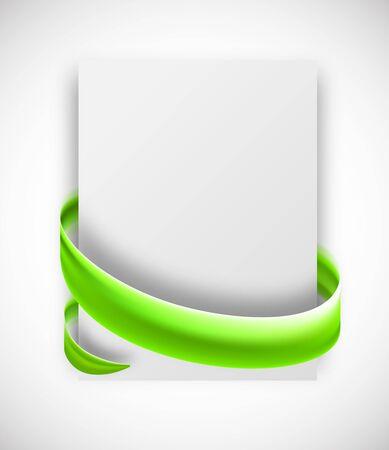 ribon: Business card