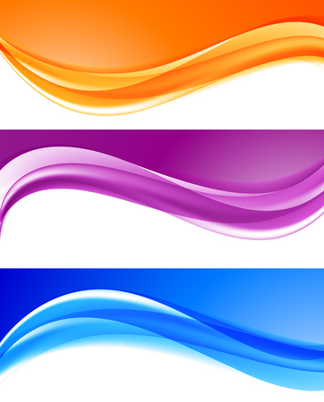 Abstract bright colorful backgrounds collection