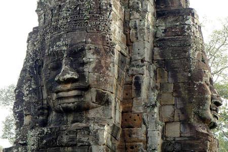 bayon: Angkor thom, Bayon temple