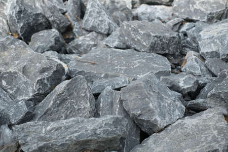 anthracite coal: Stone Closeup, Rock Background