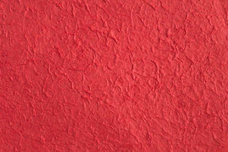 mulberry paper: Mulberry paper texture background, red