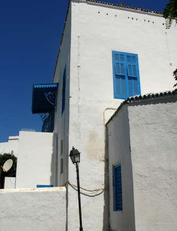 Sidi bou said - Tunisian city