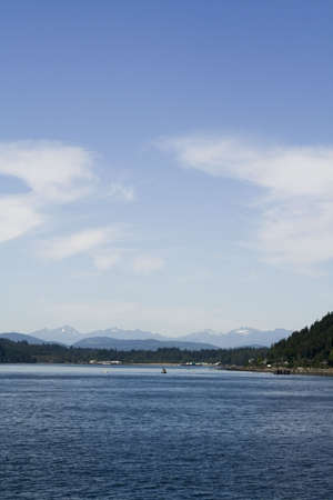 puget: A beautiful summer day on Puget Sound