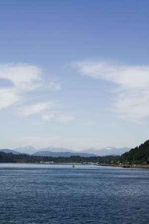 puget sound: Una bella giornata estiva sul Puget Sound