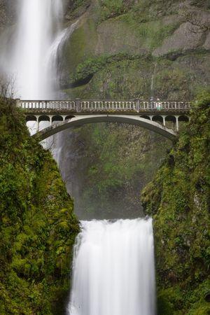 太平洋岸北西部の美しい滝