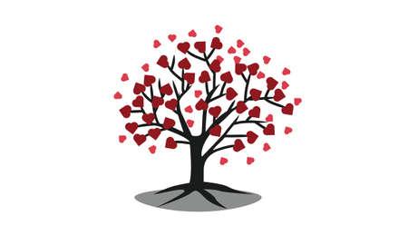 Corazón del árbol