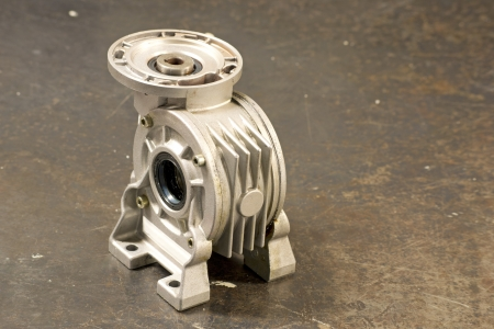 Gearbox reductor photo