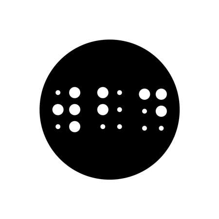 Design for annual celebration of World Braille Day (January 4)