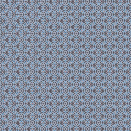 Abstract kaleidoscope pattern multicolored texture. Illustration for design.