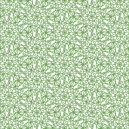 Doodle of seamless pattern made from any geometrical shape for creative design background. illustration