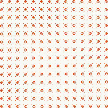 seamless pattern made from any geometrical shape for creative design background. illustration