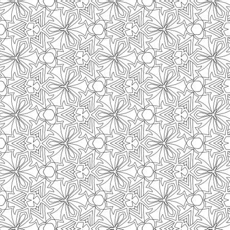 Seamless floral pattern made from digital paint for creative design background 版權商用圖片
