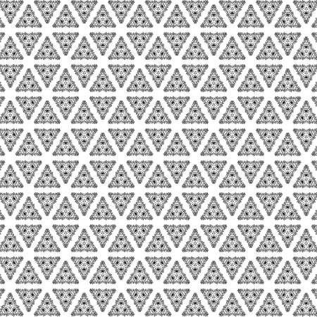 Seamless pattern  for creative design background. illustration