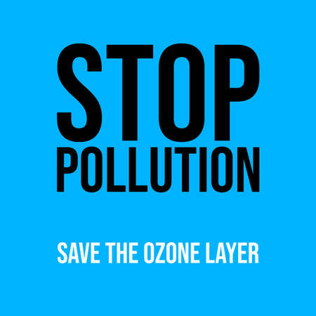 Design for International Day for the Preservation of the Ozone Layer . world ozone day. 16 September Stock fotó - 155169949